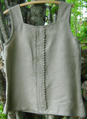 Lady´s top, Poor man´s lace Maria