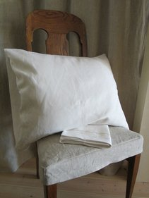 Pillow case, Linen