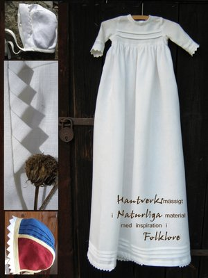 Visste du detta om dopkläder?