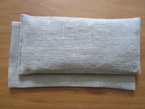 Eye pillow Linen