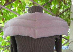 Wheat pillow, no collar
